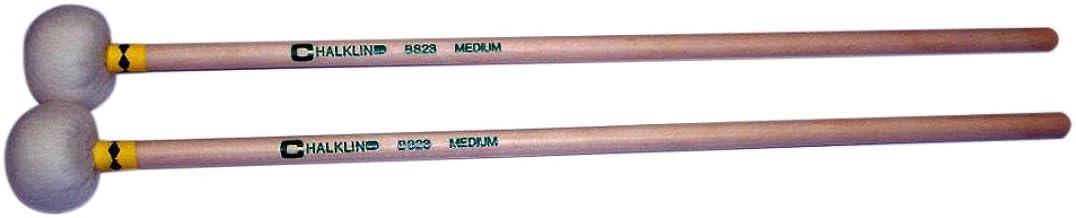 Chalklin CBS23 baquetas tamaño mediano para coser fieltro timbal