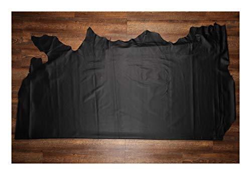 Herzog-Leather Koeienbekleding, chroom-gelooid 2,5-3,0 m² amandel