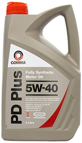 Comma DPD5L Diesel PD 5W-40 synthetische motorolie 5 L