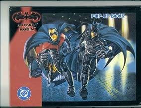 Batman & Robin Pop-Up Book