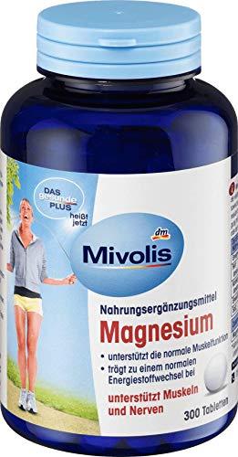 DAS gesunde PLUS Magnesium Tabletten, 300 St