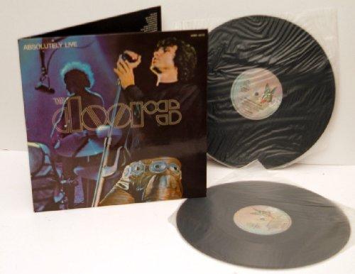 THE DOORS, Absolutely Live Double album. Top copy. Very rare. 1970. Matrix st...
