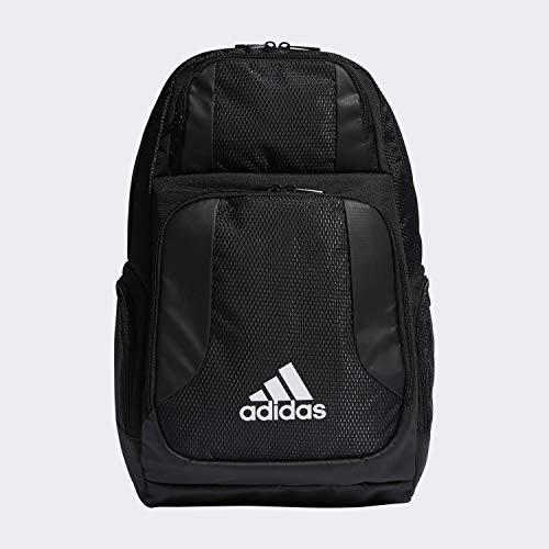 adidas Unisex-Erwachsene Strength Backpack Rucksack, schwarz, Einheitsgröße