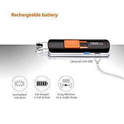 Lighter, Tacklife ELY03 Electric Arc Lighter, USB Rechargeable...