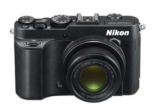 Nikon Digital Camera (Cool Pix)--p7700 Black P7700bk