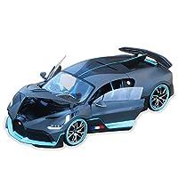 ブラーゴ 1/18 ブガッティ シロン ディーボ Bburago 1/18 Bugatti Chiron Divo レース スポーツカー ダイキャストカー Diecast Model ミニカー プラモデル