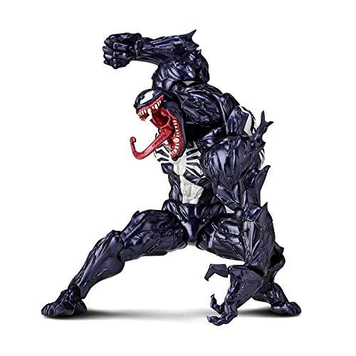 Wild MD Venom Action Figure 27cm Mit Zwei Frei Zerlegbaren Masken Venom