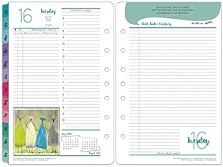 Classic Her Point of View Daily Ring-Bound Planner - Jul 2019 - Jun 2020