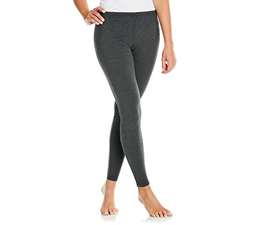 HUE Women's Cotton-Blend Skinny Leg Legging