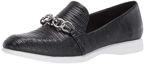 Calvin Klein Women's Loafer, Black, 9 M