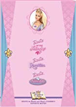 Barbie Fantasy Tales Collection: (The Nutcracker / Rapunzel / Swan Lake)