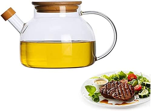 Oil Can Large-scale sale Olive Vinegar Bottle Dispenser Special price for a limited time D