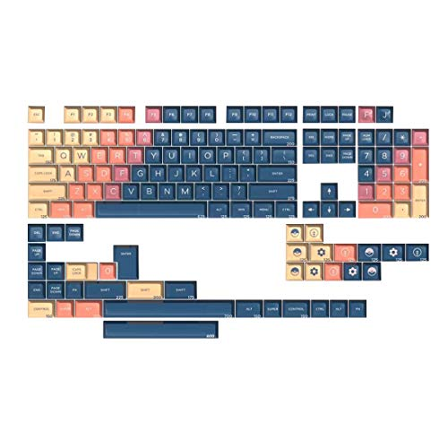YBEST Custom Keycaps – 149Pcs