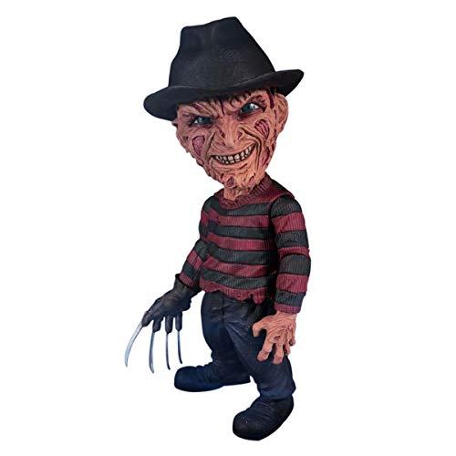 Boneco Freddy Krueger Roto - A Hora do Pesadelo - Mezco Toyz