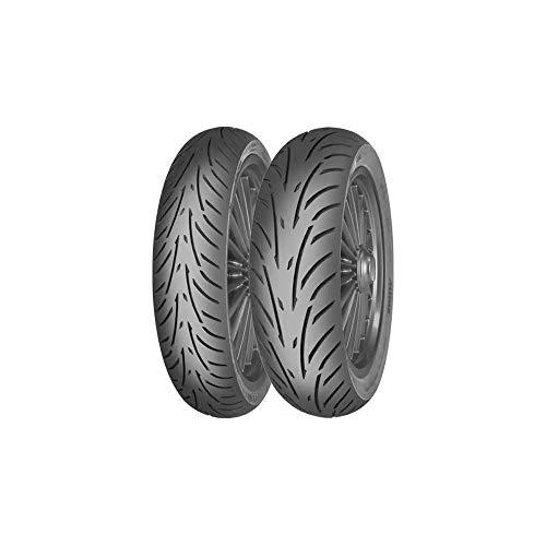 Mitas 16360 Neumático Touring Force Sc 120/70 -14 55P para Moto, Verano