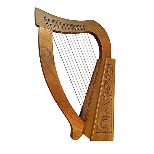 Muzikkkon 12 string O'Carolan ha...
