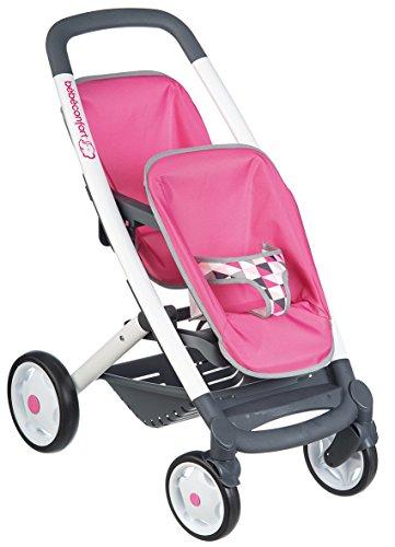 Bebé Confort - Silla gemelar (Smoby...