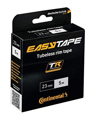 Continental Tubeless Felgenband EasyTape 5m 23mm Fahrrad
