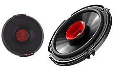 Songbird 6 Inch 260W Max Dual SB-B16-15 Coaxial Car Speaker,SABBY ELECTRONICS