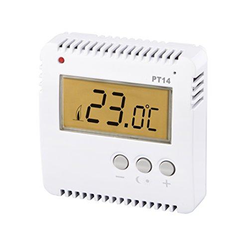 Elektrobock PT14 - Termostato de ambiente para calefacción eléctrica