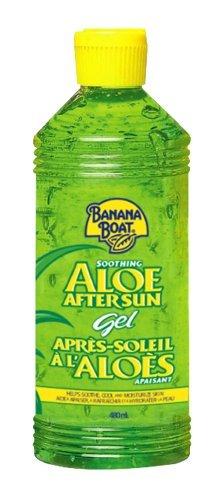 Banana Boat Aloe Vera Sun Burn Relief Sun Care After Sun Gel - 16 Ounce...