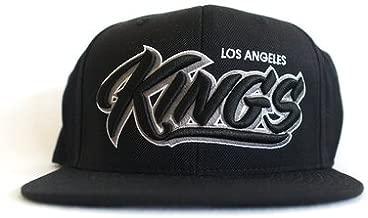 Mister Cartoon LA Kings - Two Tone Script HAT Black