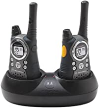 Motorola TalkAbout T6500R 10-Mile 22-Channel FRS/GMRS Two-Way Radios (Pair) (Black)