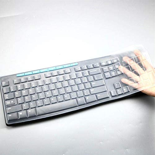 70% OFF Outlet Ultra Thin Silicone Keyboard Cover MK275 for MK295 Skin Logitech Max 67% OFF