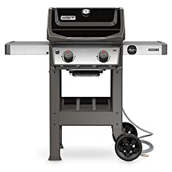 Weber 48010001 Spirit E-210 2-Burner Natural Gas Grill
