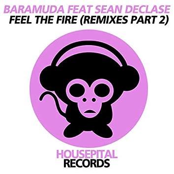 Feel the Fire (Remixes Part 2)