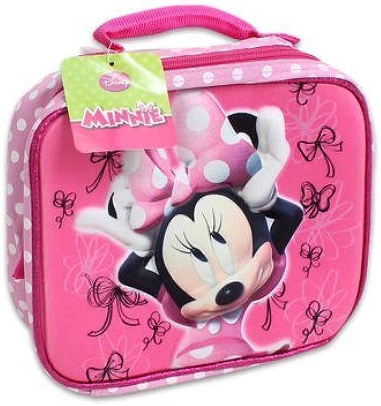 SMJAITD Disney Minnie Mouse 3D Pop Out Lunch Bag 9