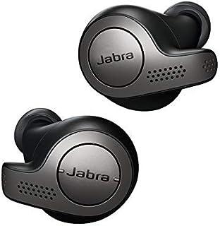 Jabra 完全ワイヤレスイヤホン Elite 65t チタニウムブラック Amazon Alexa搭載 BT5.0 ノイズキャンセリングマイク付 防塵防水IP55 2台同時接続 2年保証 【国内正規品】
