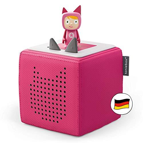 Toniebox Starterset in Pink: Toniebox +...