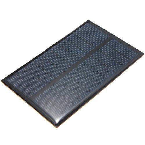 Amazon.de - 5V 1.2W Solar Panel (110 x 69mm)