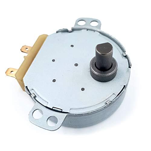 ELECTROTODO - Motor de microondas plato giratorio 220v 50-60 Hz