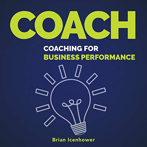 Coach audiobook cover art