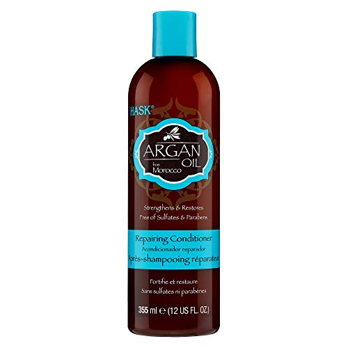 Hask Argan Oil From Morocco Repairing Conditioner, 355ml