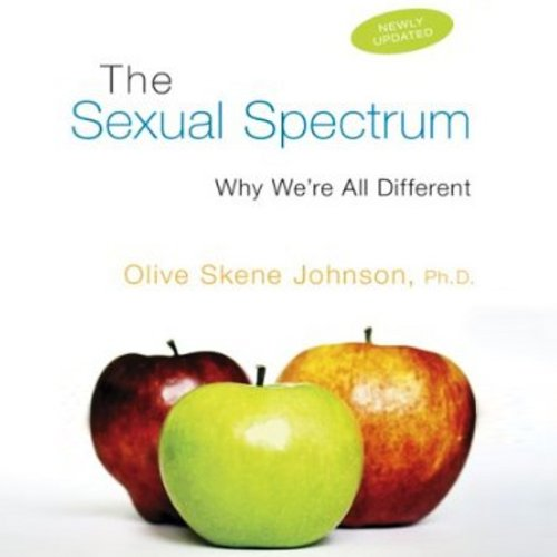 The Sexual Spectrum audiobook cover art