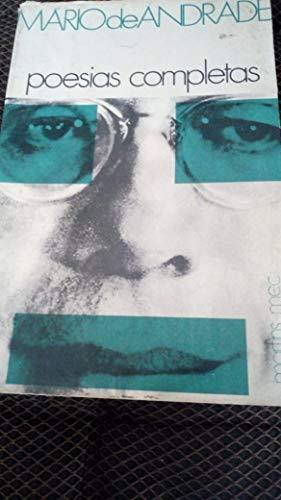 Poesias Completas - Mário de Andrade