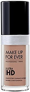 Foundation Ultra Hd Fluid Foundation Ultra Hd, 145-R360 NEUTRAL, Authentic 100% From Paris France (Smooth, Oil Free , Cover Ance Dark Spot , Brightening) 30ml