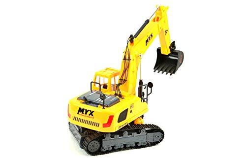 RC Auto kaufen Baufahrzeug Bild 4: RC Baufahrzeug, Bagger, 3 Kanal, Mit Akku -905-1A (ET3346)*