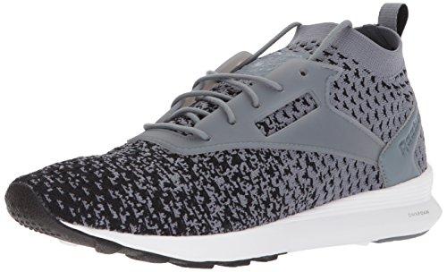 Reebok Men's Zoku Runner M Sneaker, Asteroid dust/Black/White, 9 M US