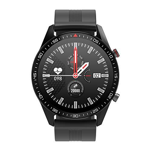 moreFit Smartwatch Rund 1.3