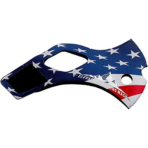 Elevation Training Mask 2.0 All American Sleeve - Small