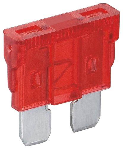 20 Stück KFZ Sicherung 10A rot