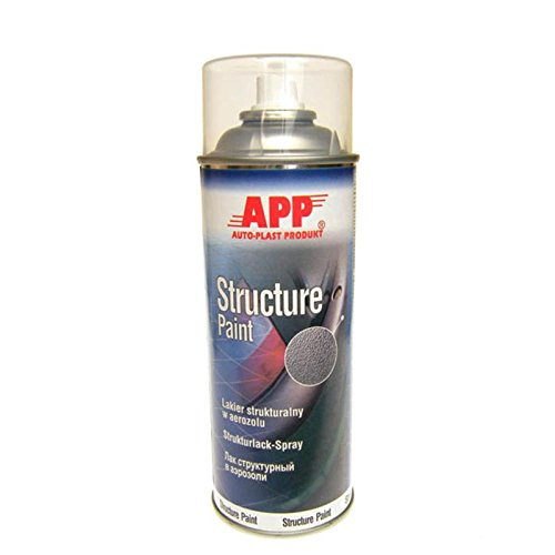 Smart Spot Repair Strukturspray transparent 400ml, Struktur grob APP
