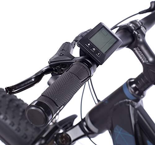 41TResB5RqL - Fitifito FT26 Elektrofahrrad Fatbike E-Bike Pedelec, 48V 250W Heckmotor, 48V 13Ah 624W Samsung Akku, hydraulische Bremsen, Büchel Scheinwerfer