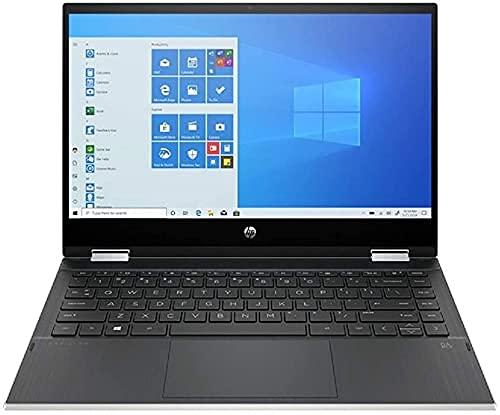 HP Pavilion Notebook (14 Zoll), FHD-Touchdisplay, Intel Quad-Core 4 x 2.70 GHz, 8 GB RAM, 512 GB SSD, HDMI, Intel UHD Graphics, HD Webcam, Windows 10 Home