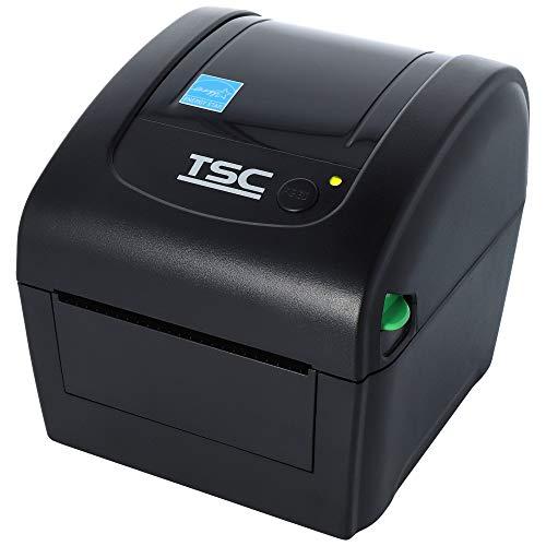 TSC DA220 Drucker mit Abreißkante - 203 dpi - Thermodirektdrucker - 108 mm max. Druckbreite, LAN, USB, USB-Host Schnittstellen, Versandetiketten-Drucker
