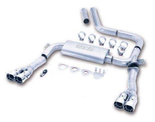 Borla 14780 3' Adjustable Cat-Back Exhaust System